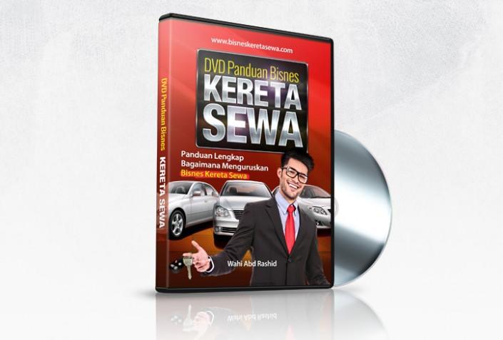 DVD Panduan Bisnes Kereta