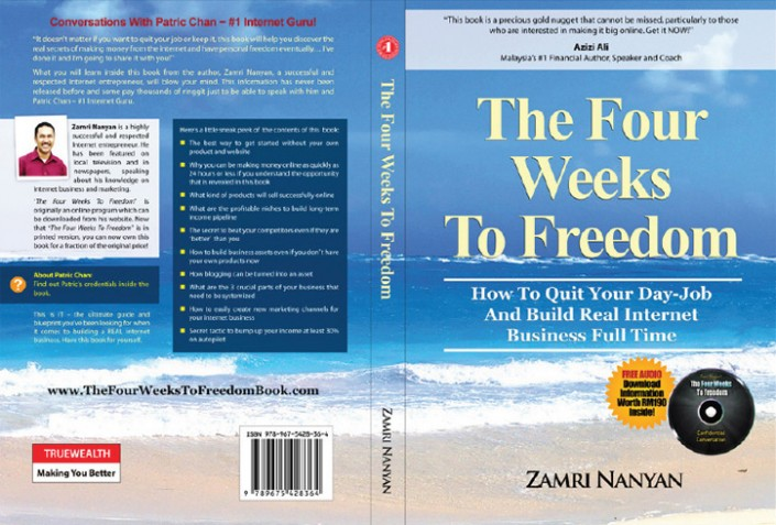 Kaver Buku The Four Weeks To Freedom