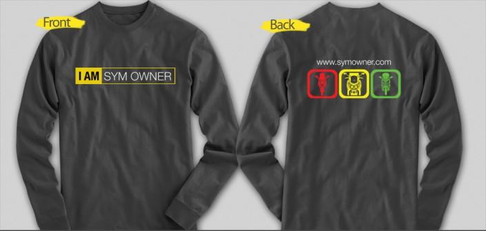 T-Shirt SYM